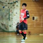 【関東リーグ1部】15節 カフリンガ・夏野雅生「今日の勝利は、応援してくれた方たちの後押しだった」
