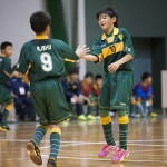 バーモントカップ予選@駒沢39