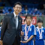 準優勝・江南南サッカー少年団02