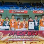 第3位田宮ビクトリーサッカー少年団02・