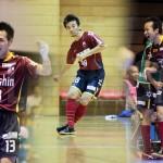 【Fリーグ2014-15】フウガ・一木、荻窪、半田の3選手が今季限りで引退。