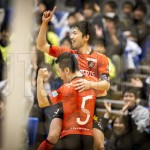 【Fリーグ2014-15】第32節 浦安、満員のホーム最終戦で大阪撃破。