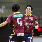【PUMA CUP 2015】すみだ・金川武司「一度締め直さないといけない」