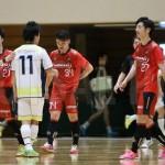 【関東1部】浦安セグンド×ショーツ 両者譲らず勝ち点1分ける  -フォトレポート