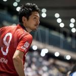 【Fリーグ2015/16】浦安の星翔太が全治約6週間の負傷