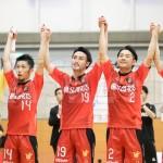 【Fリーグ2015/16】第2節 33歳高橋の2ゴールで浦安が町田を破り2連勝。