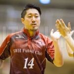 【関西リーグ2015】新天地SWHにて奮闘する林浩平「Fに勝てるチームにしたい」