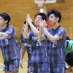 【関東1部】浦安セグンド・田中 優輝 「本当にもう、ただ負けなくてよかった」