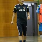 U-18フットサル日本代表 小森監督「個性を光らせて、チームで生かしてほしい」