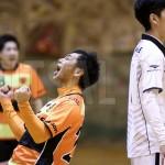 【関東1部】ブラックショーツ 飯塚 将平「リガーレの優勝を阻止して、かつ残留したい」
