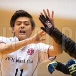 【全日本選手権関西大会決勝】SWH futsal club × 立命館大学All.1 フォトギャラリー