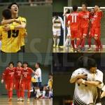 【全日本選手権】関東大会準々決勝結果「準決進出4チーム決定。関東大会明日決着。」
