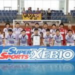 【第16回地域CL】関西・ヴァクサ高槻が初優勝! 関西勢が2年連続の頂点に立つ。