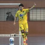 【地域バトンリレー名鑑】東海1部 Force Futsal ISE・横内 亮太