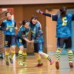 【関西女子フットサルリーグ2015 】arco-iris KOBE × SWH Ladies Futsal Clubフォトギャラリー